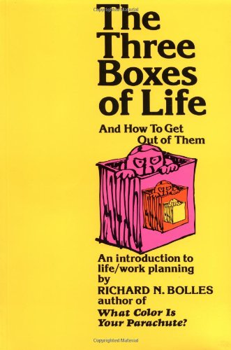 The Theree Boxes of Life - and How to Get Out of Them