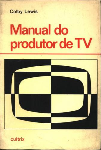 Manual do Produtor de Tv