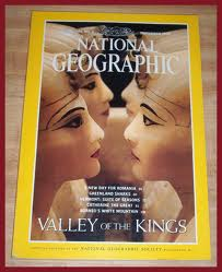 National Geographic  Valley of the Kings - September 1998