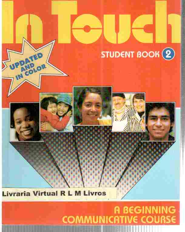 In Touch Students Book 2