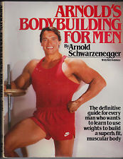 Arnolds Bodybuilding For Men By Arnold Schwarzenegger