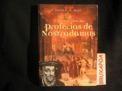 livro as profecias de nostradamus para
