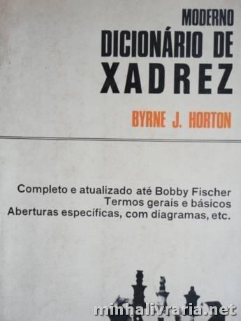Moderno Dicionário de Xadrez