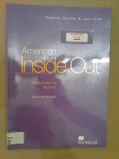 American Inside Out - Teachers Book - Advanced