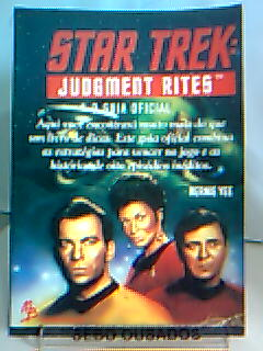 Star Trek Judgment Rites o Guia Oficial
