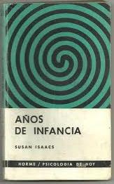 Años de Infancia de Susan Isaacs pela Horme (1965)