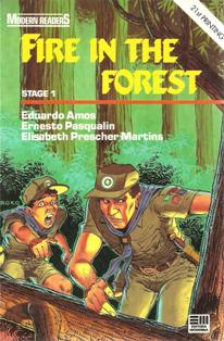 Fire in the Forest - Stage 1 de Eduardo Amos e Outros pela Richmond (2006)