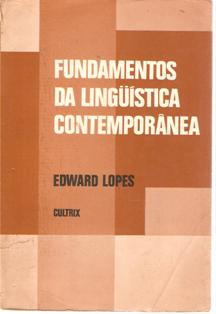 Fundamentos da Linguistica Contemporanea