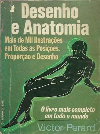 Ebook and drawing victor perard anatomy
