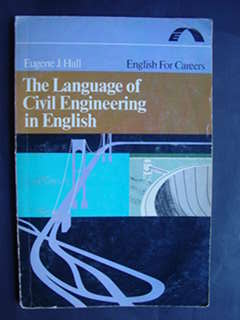 The Language of Civil Engineering in English