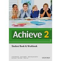 Achieve 2 Student Book Workbook