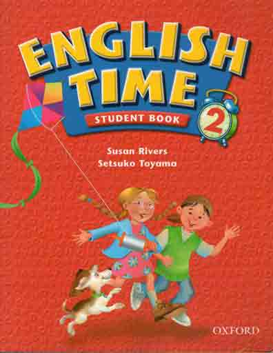English Time - Student Book 2