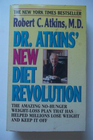 Dr. Atkins New Diet Revolution (inglês)