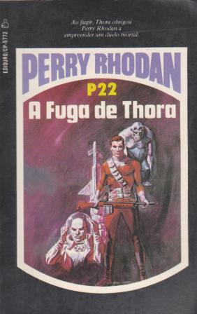 Perry Rhodan - P12 - o Segredo do Cofre de Tempo