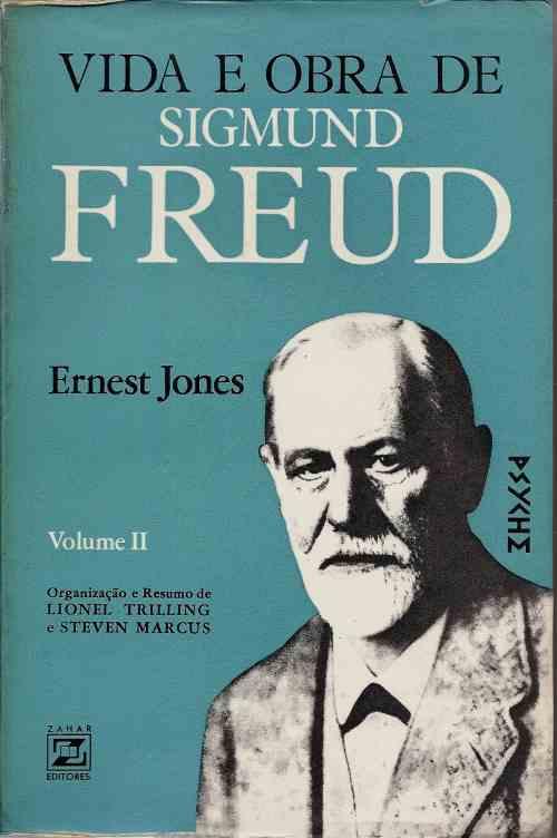 Vida e Obra de Sigmund Freud