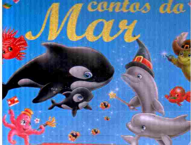 Contos do Mar: Livro Pop Up
