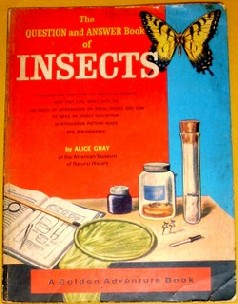 The Question and Answer Book of Insects