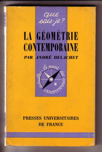 La Géométrie Contemporaine