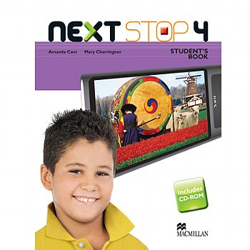 Next Stop 4 - Students Book