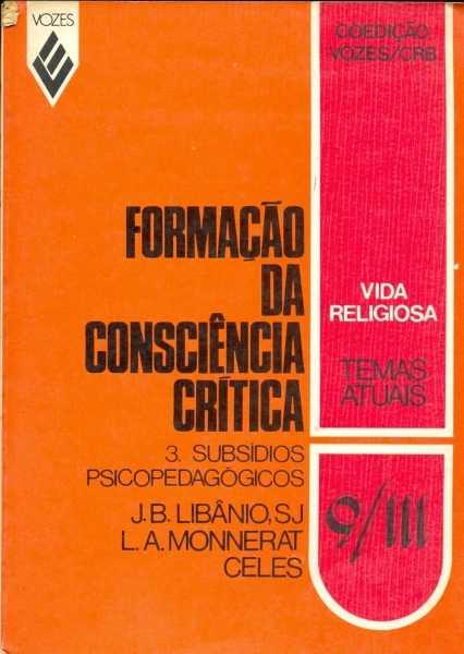 5da3939b2 Livro: Em Busca de Lucidez o Fiel da Balanca - Libanio Joao Batista ...