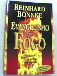 livro evangelismo por fogo