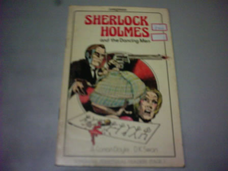 Sherlock Holmes and the Dancing Men