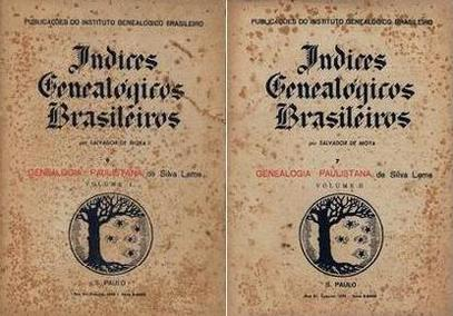 Índices Genealógicos Brasileiros