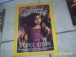 National Geographic   Population