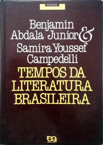 Tempos da Literatura Brasileira