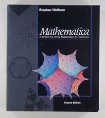 Mathematica a System For Doing Mathematics By Computer