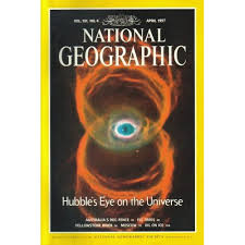 National Geographic Hubbles Eye on the Universe