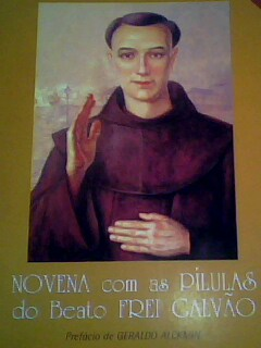 Novena Com as Pílulas do Beato Frei Galvão