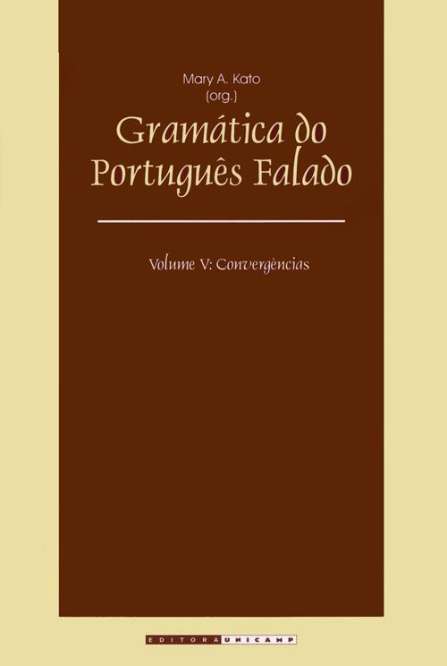 Gramatica do Portugues Falado Vol. V
