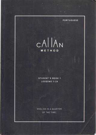 Callan Method Students Book 1