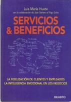 Servicios & Beneficios de Luis Maria Huete pela Deusto (1997)