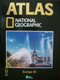 Atlas National Geographic - Europa Iii Volume 5