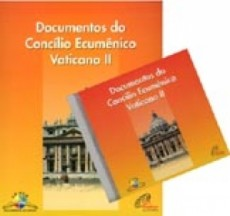 Cd-rom Documentos do Concílio Ecumênico Vaticano II