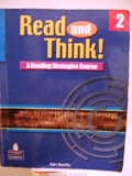 Read and Think! 2: a Reading Strategies Course