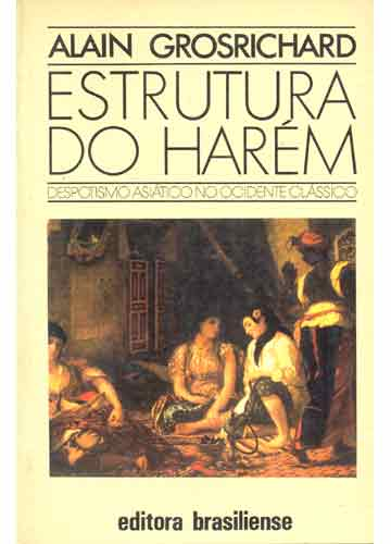 Estrutura do Harem- despotismo asiatico