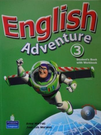 English Adventure 3 - Students Book With Workbook