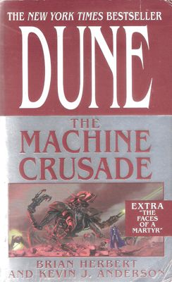 The Machine Crusade (legends of Dune #2)