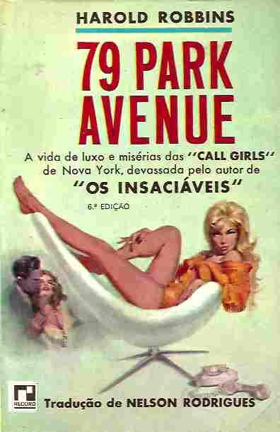 79 Park Avenue de Harold Robbins pela record (1955)