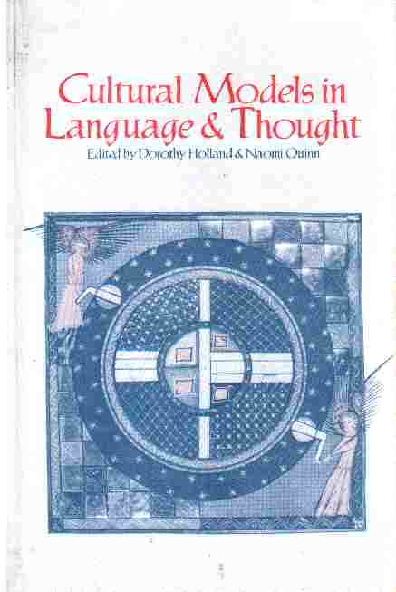Cultural Models in Language e Thought