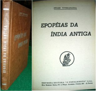 Epopeias da India Antiga