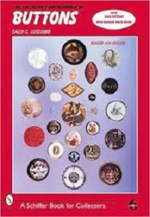 The Collectors Encyclopedia of Buttons - 6th Edition