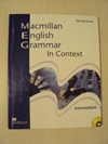 Macmillan English Grammar in Context C/ Cd