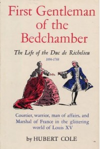 First Gentleman of the Bedchamber