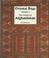 Oriental Rugs / Volume 3 / the Carpets of Afghanistan