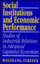 Social Institutions and Economic Performance
