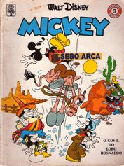 Mickey - o Covil do Lobo Rosnaldo